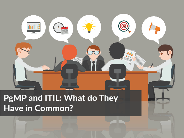 PgMP and ITIL: What do They Have in Common?